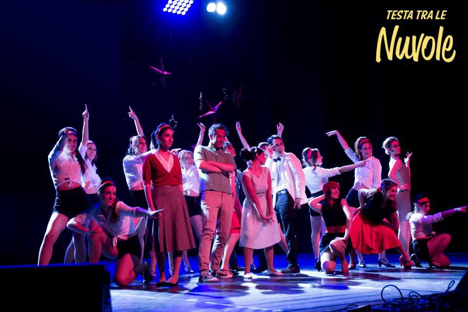 """""""TESTA TRA LE NUVOLE"""" il musical"""