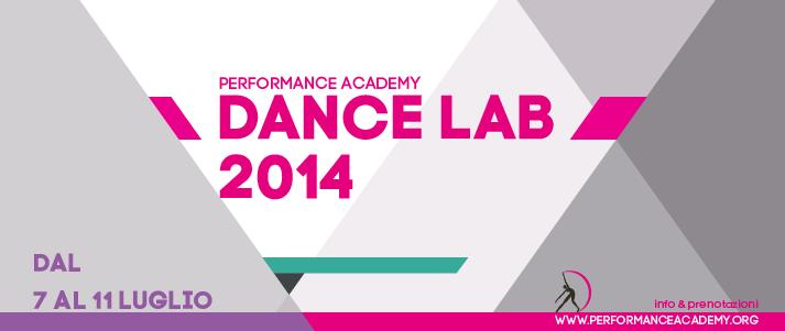 Stage Danza intensivo ESTATE 2014