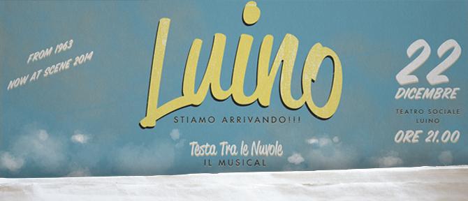 """""""Testa tra le Nuvole"""", il musical di Daniela Crisafulli, in tournée"""