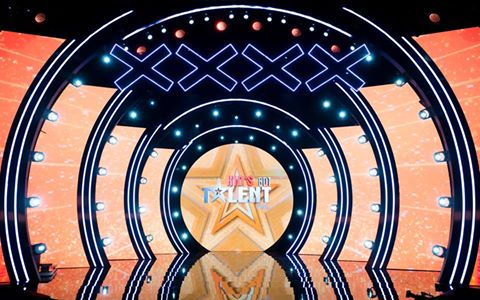 DANIELA CRISAFULLI ASSISTENTE COREOGRAFA PER KID'S GOT TALENT ITALIA