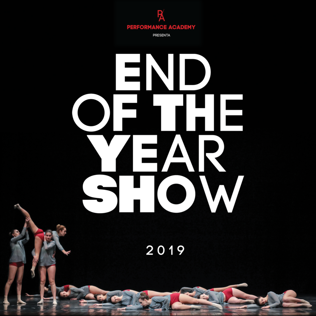 End of the year show 2019 -Teatro Danza luino