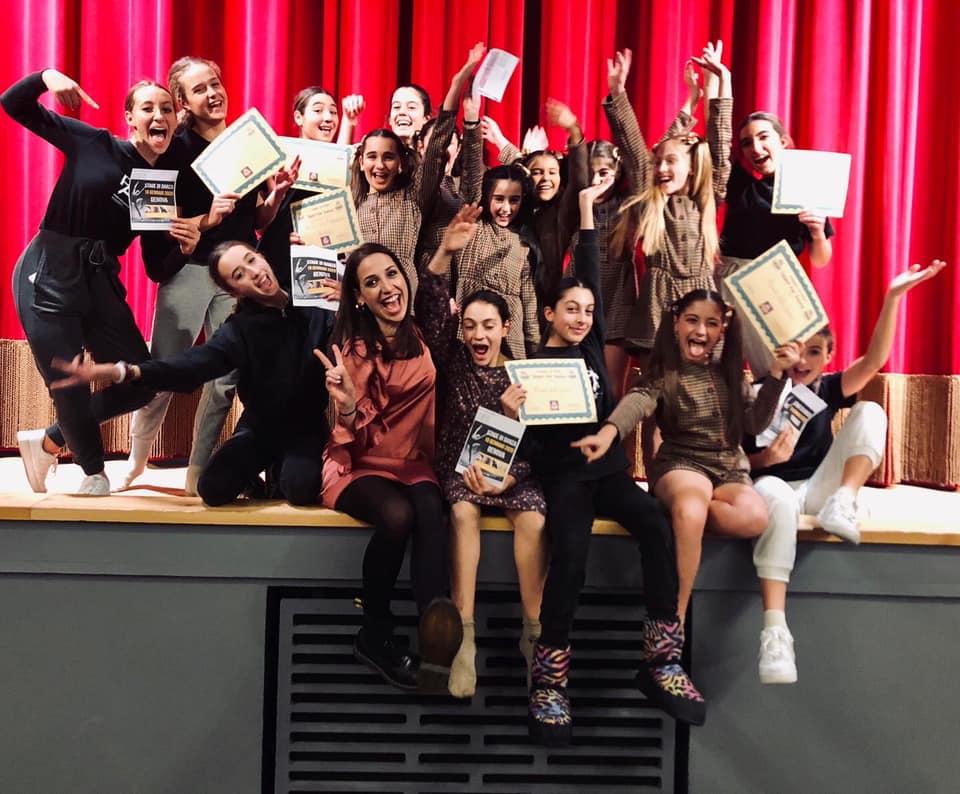 """15 DICEMBRE 2019 TANTI PREMI ALLA RASSEGNA """"TALENT FOR DANCE"""" DI BERGAMO"""