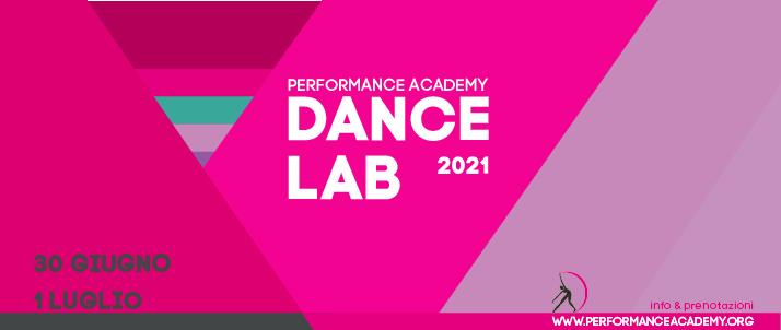 Dance Lab  2021